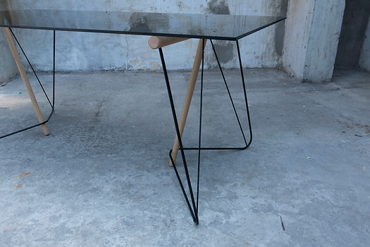 Kontour design - BE side table