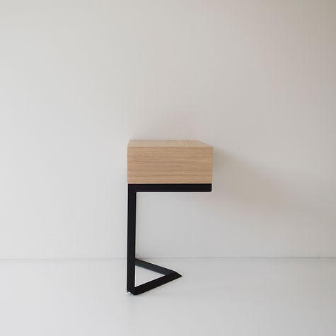 Kontour design - Nightstand side