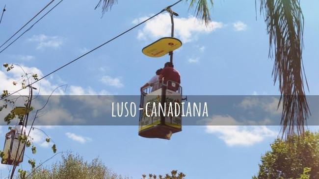 Camila no Zoo de Lisboa (vídeo)