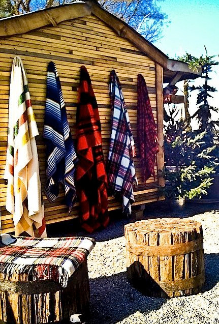 Canadian blanket