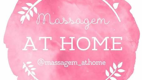 Massagem at home: para o seu bem-estar