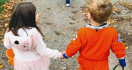Halloween para crianças - eventos a não perder esta semana