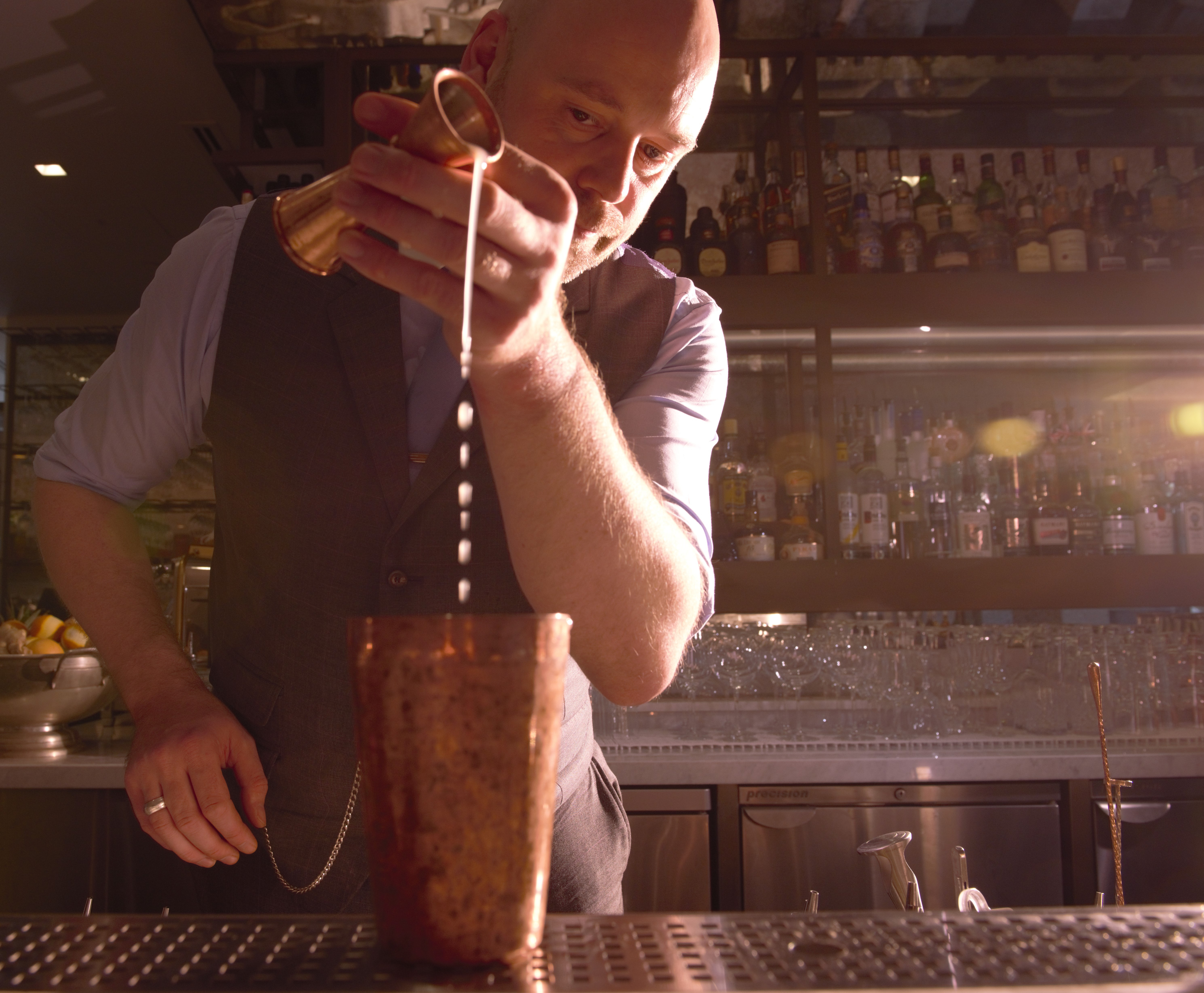 Private cocktail masterclass