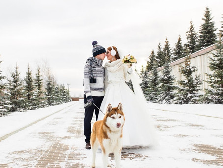 The Benefits of Hosting a Winter Wedding