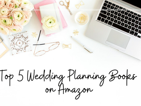 5 Best Wedding Planning Books to Buy on Amazon