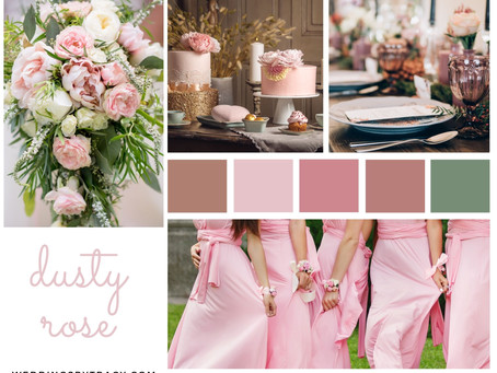 Dusty Rose Inspiration