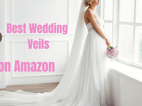 5 Best Amazon Wedding Veils
