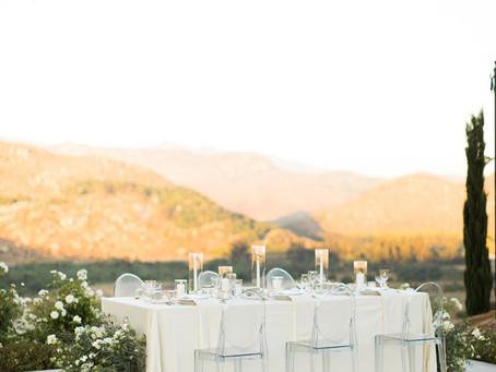 Tips on Planning a Backyard Wedding
