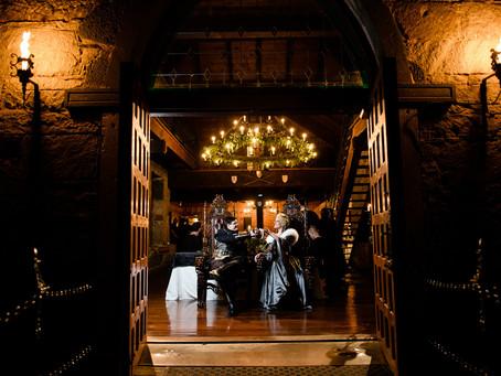 Phil & Samantha's Medieval Wedding - Castle McCulloch