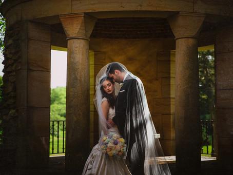 Michelle & Chad - Graylyn Estate Wedding