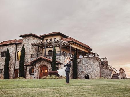 Meredith & Evan's Italian Vineyard Inspired Wedding - Raffaldini Vineyards