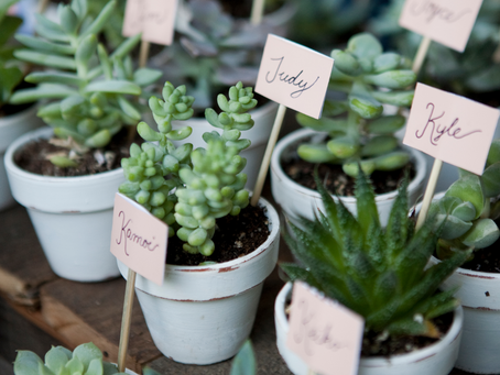 5 Tips to Memorable Wedding Favors People Will Actually Use