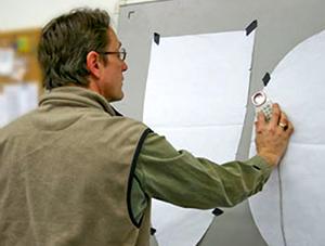 Designer Scanning Pattern