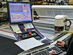 Automated Cutting Machine