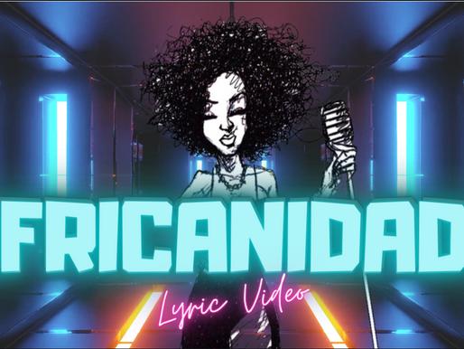 """Talita Cabral """"AFRICANIDADE"""" [Estreia Oficial Lyric Video]"""