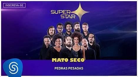 Mato Seco no Superstar - Talita Cabral Backing Vocal