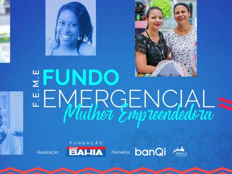 Trilha do Conhecimento – Fundo Emergencial Mulher Empreendedora