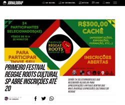 Site Jornal Do Rap