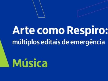 Itaú abre inscrições para Editais de Emergência