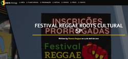Portal Planeta Reggae