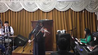 Evenu Shalom Alejem (Violin) - Hna María Gracia Córdova