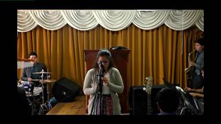 A Dios sea la Gloria (Flauta y Saxophone) - Hnos Juan y Noemí Quintana