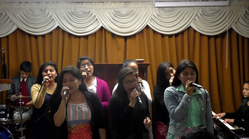 Canta al Señor - Hna Alesandra Aldana