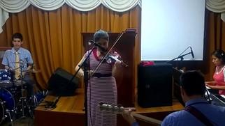 No me Conformaré (Violin) - Hna Maria Gracia