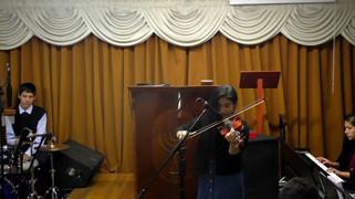 Sublime Gracia (Violín) - Hna María Gracia Córdova