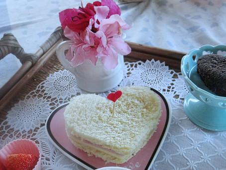Bandeja de Café da Manhã & DIY Cartão - Especial Dia dos Namorados