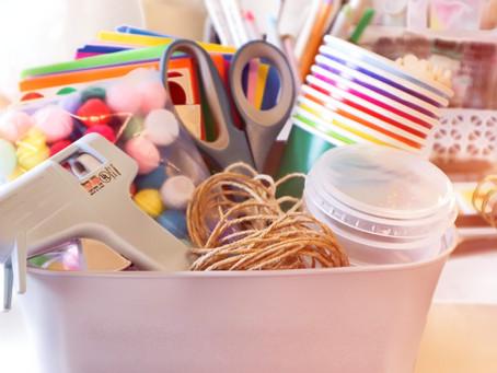 Materiais para Atividades Infantis