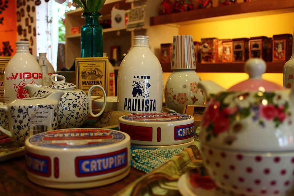 Loja de decoração Cecilia Dale SP