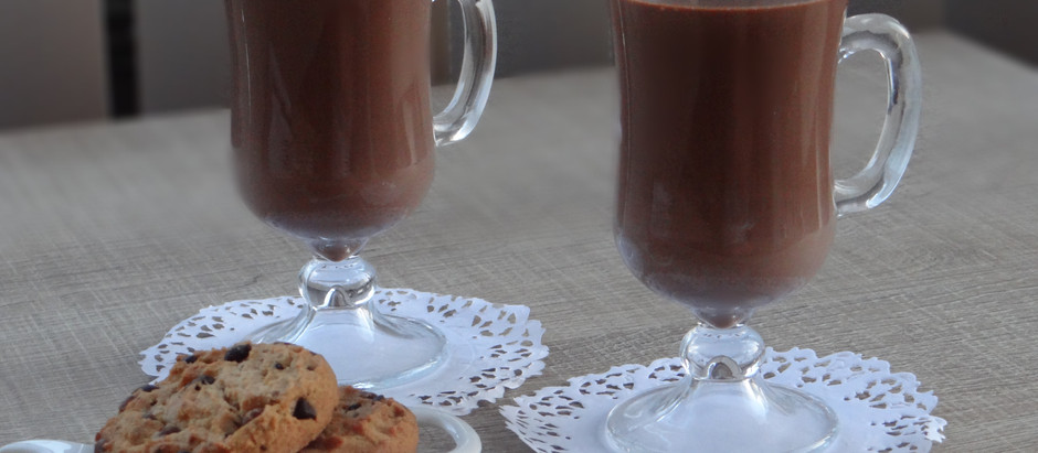 Chocolate Quente Cremoso Fitness