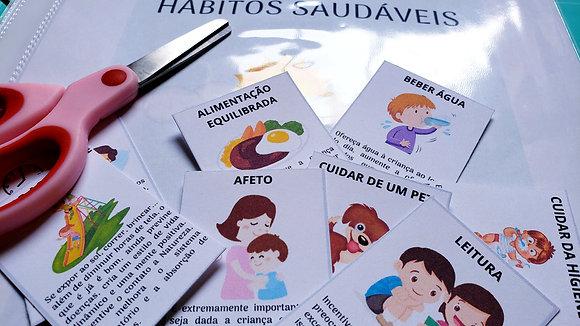 KIT - Hábitos + Alimentação + Higiene [Download pdf.]