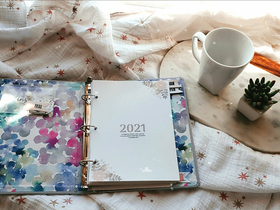 Planner 2021 [download pdf.]