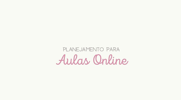 Planner Aulas Online [download pdf.]