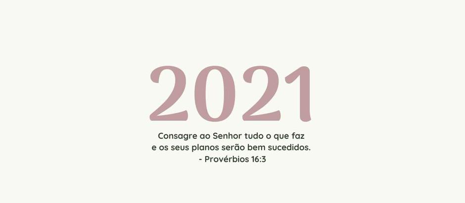 Atualização Planner 2021