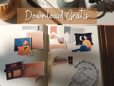 Free Download: Artes para Journal