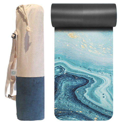 Strength yoga mat & Peace yoga bag