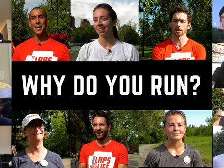 #7) WHY DO YOU RUN?