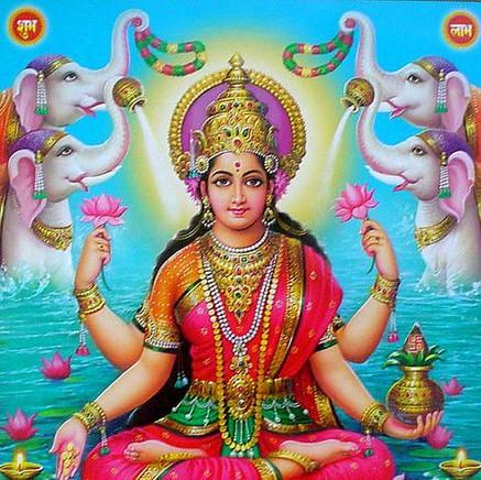 Divine Lakshmi