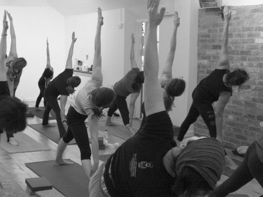 PAST EVENT - 7 Week Beginners Yoga Course