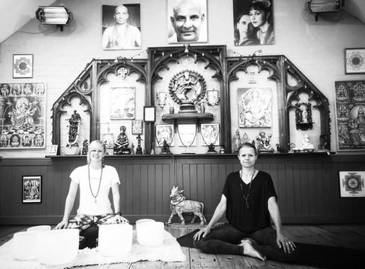Yin Yoga & Sound Bath Special  with Fiona + Bianca