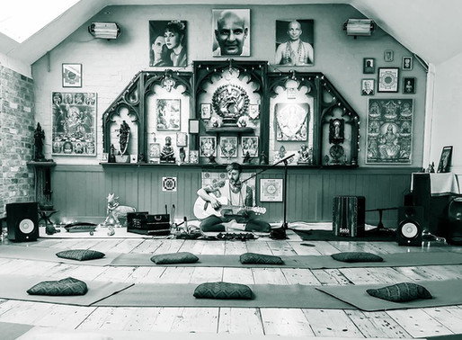 PAST EVENT - The Art of Kirtan
