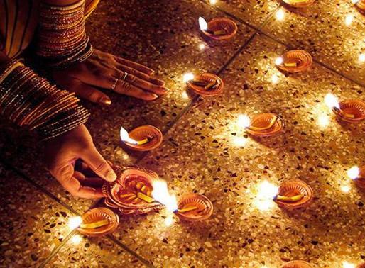 PAST EVENT - Candlelit Diwali Satsang
