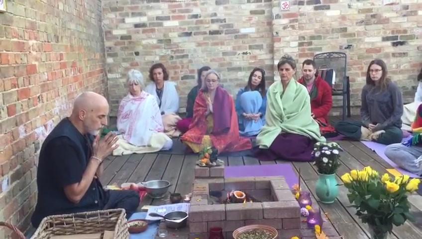 Ganesha Homa Sept 2019