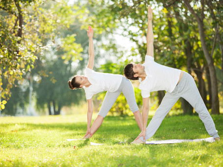 Sommer Pilates nun 2x pro Woche