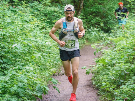 Stumptown 50k (2019) - 2nd Place