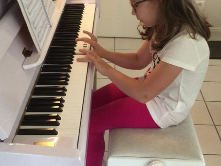 Les enfants ont du talent !