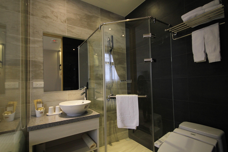 雅緻雙人房浴室